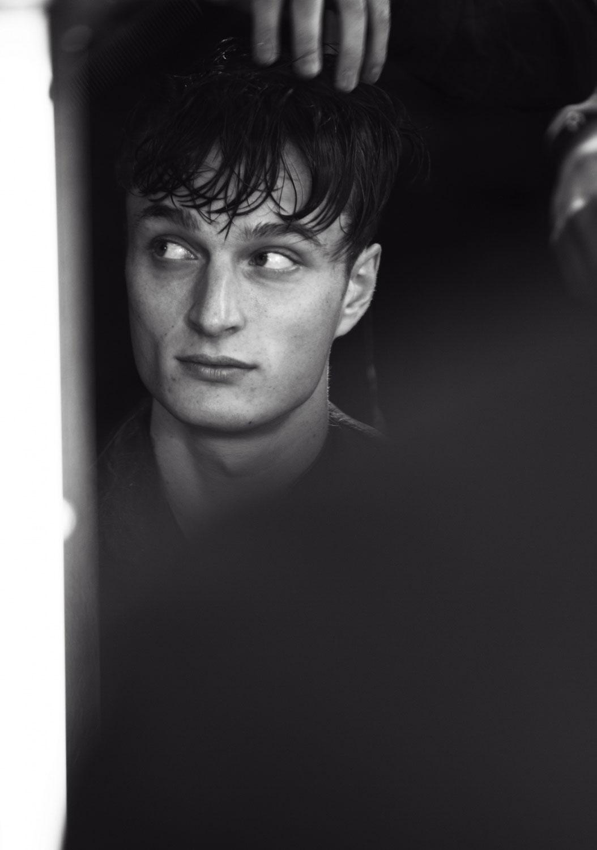 Julien Macdonald Spring Summer 2016 Backstage